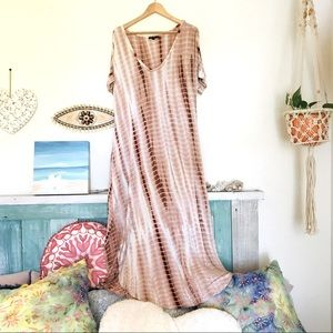 Flory Day Maxi Casual Summer Dress size M